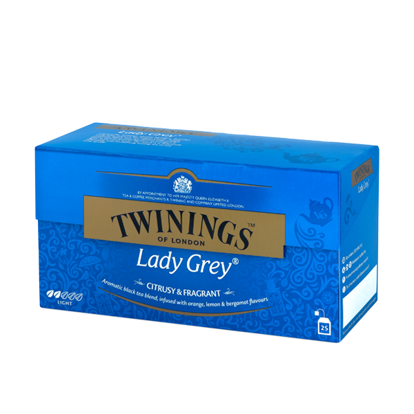 Twinings Lady Grey Schwartee
