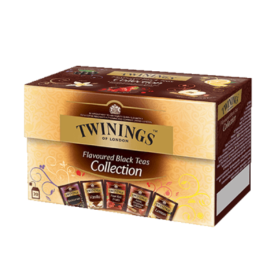 Flavoured Black Tea Collection