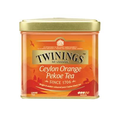Twinings Ceylon Orange Pekoe Offentee