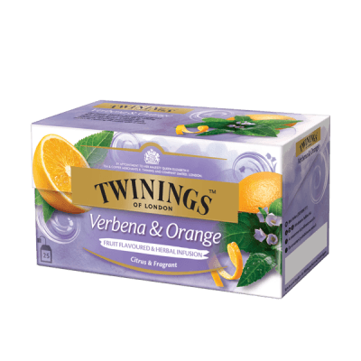 Twinings Verbena & Orange Früchtetee